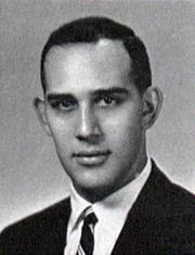 Roger J. Vogelsinger '56LaVie Graduation Photo