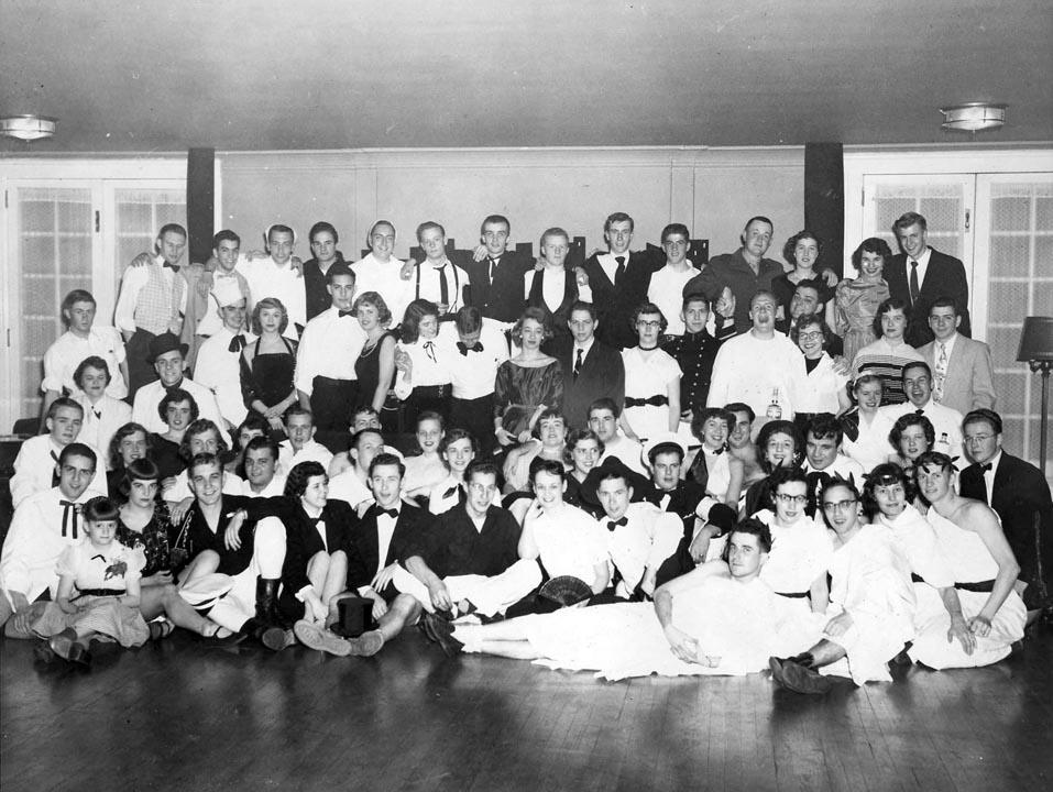 IFC Weekend1953photo courtesy Thomas Morton '53