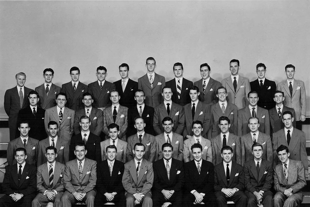 1950 LaVie Portrait