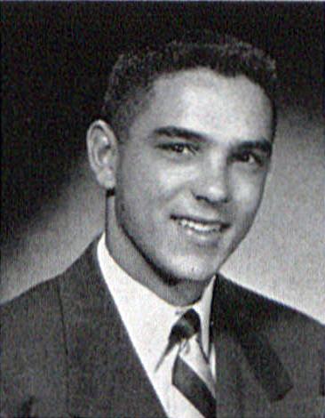 Lawrence A. Van Gorder '52LaVie Graduation Photo