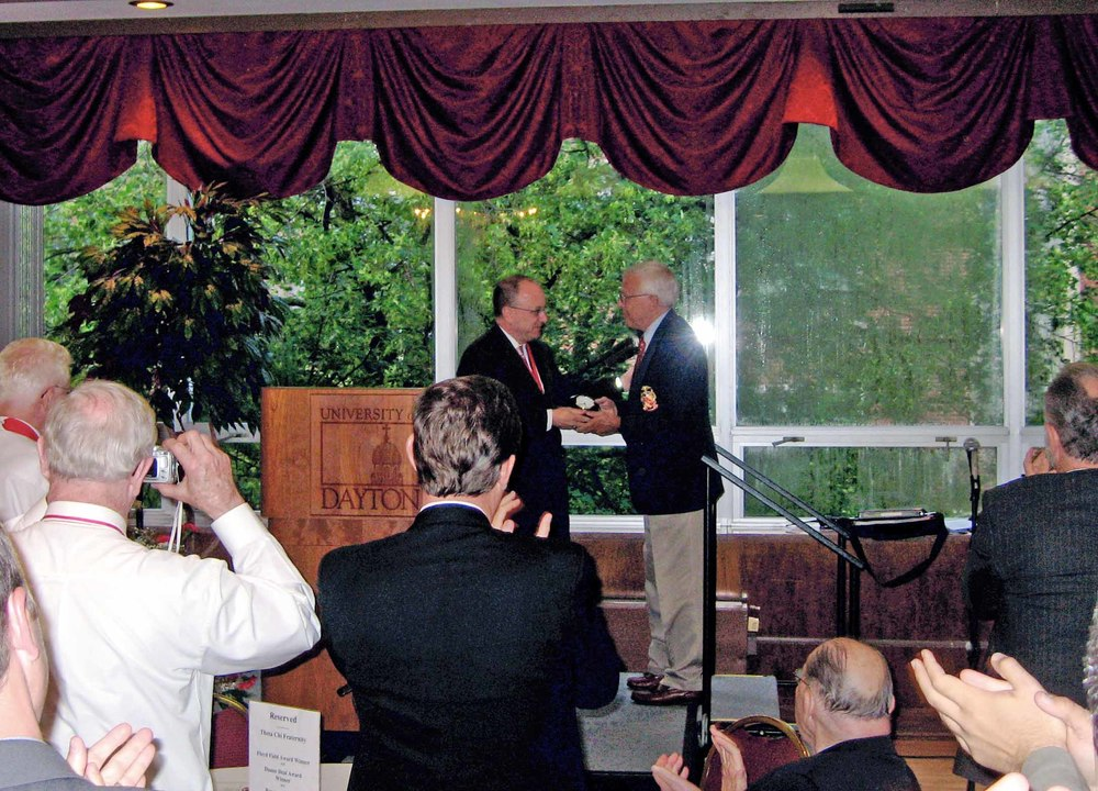 Dave Westol (L) and Joost Keesing