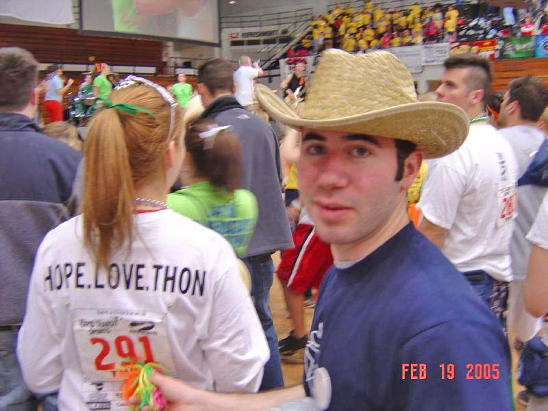 2005 Dance MarathonAvi Sadiky