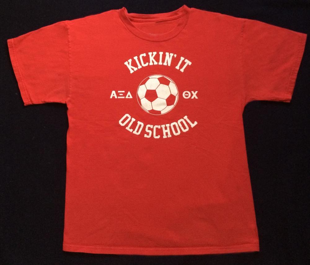 2010 K.I.C.K.S. T-Shirt (Front) - Oct. 3, 2010