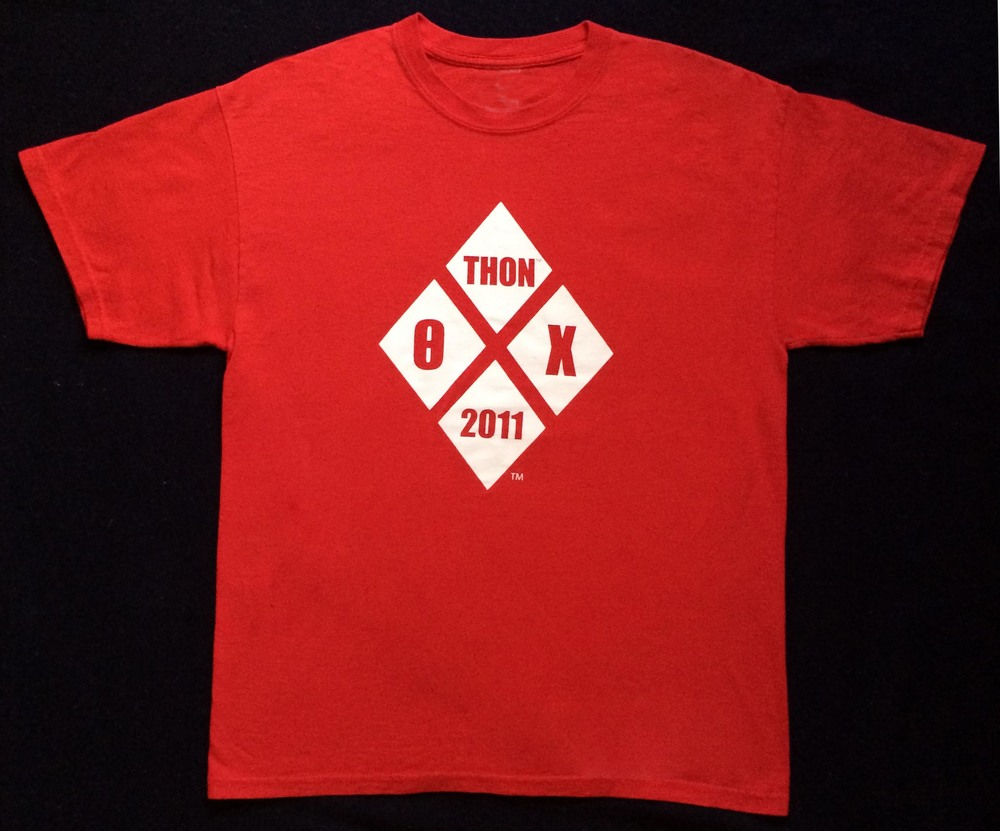 2011 THON T-Shirt (Front) - Feb. 18, 2011