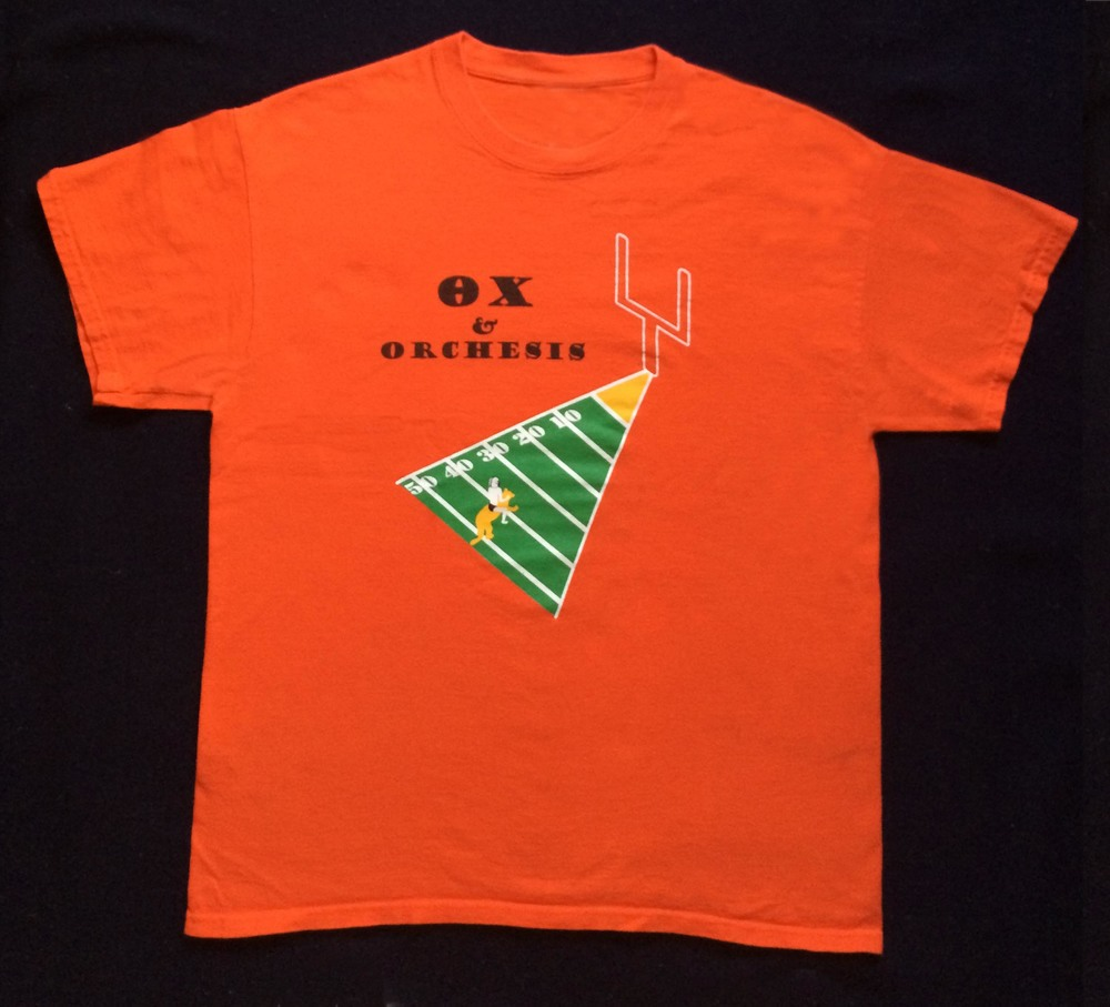 2012 Homecoming T-Shirt (Front) - Oct 6, 2012