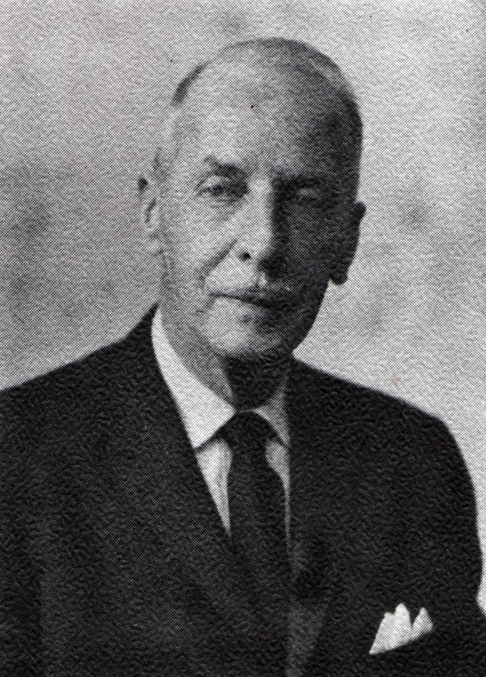 George W. Chapman '20