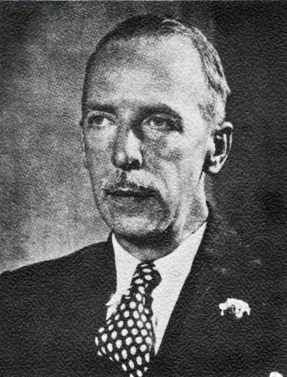 George W. Chapman