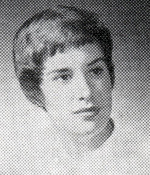 Barbara Olsen -Sweetheart of Theta Chi -1964