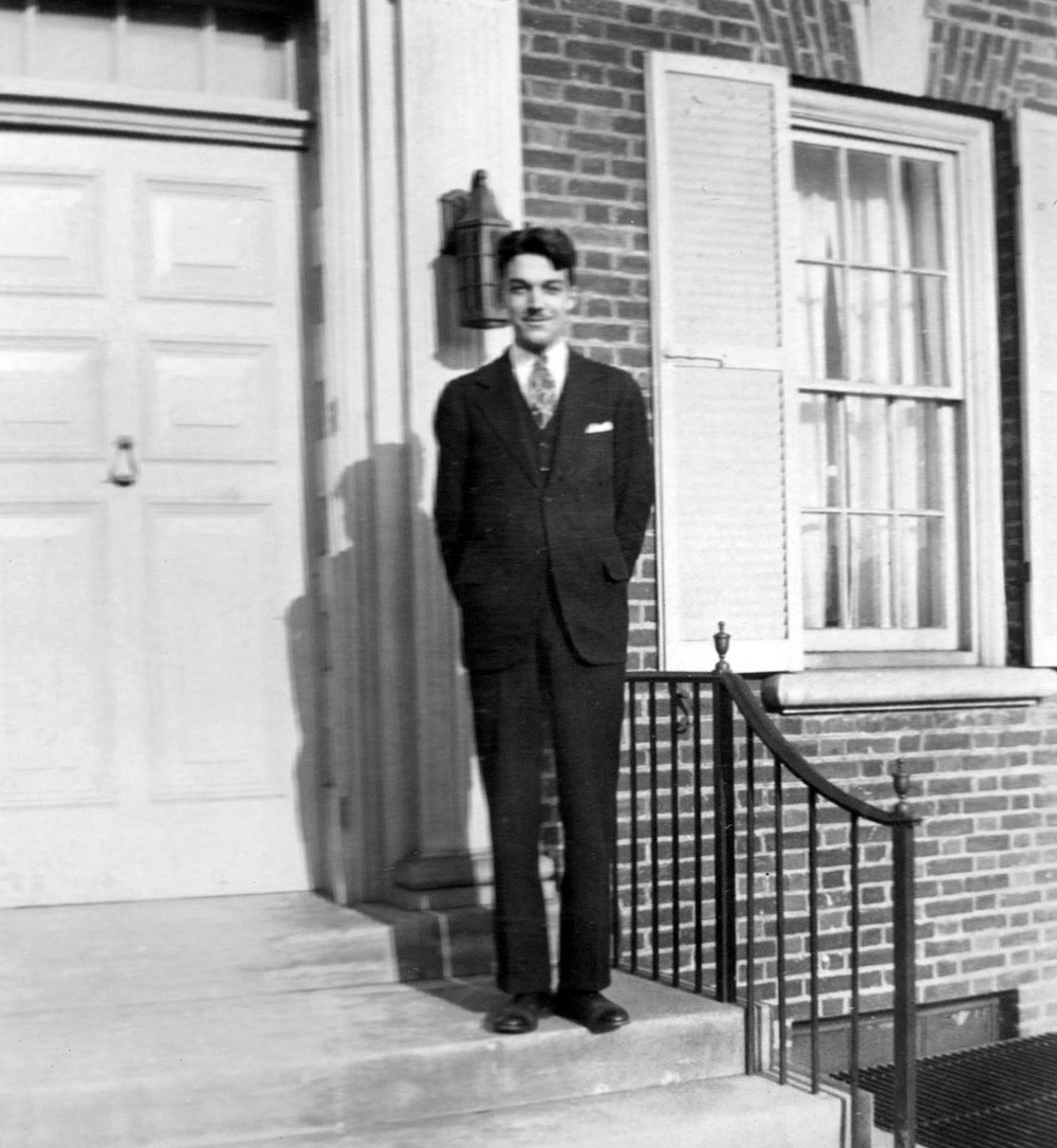 Samuel N. Baxter 1935