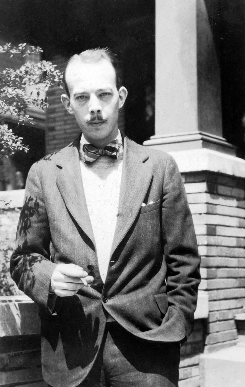 James K. Barnes 1929