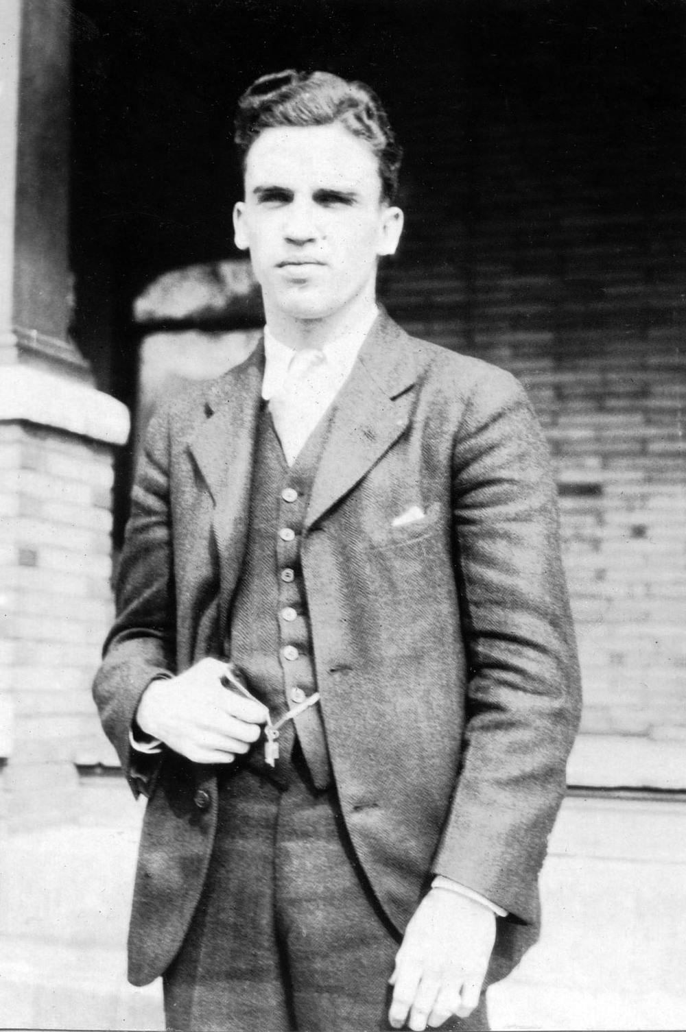 John E. Boodon 1928