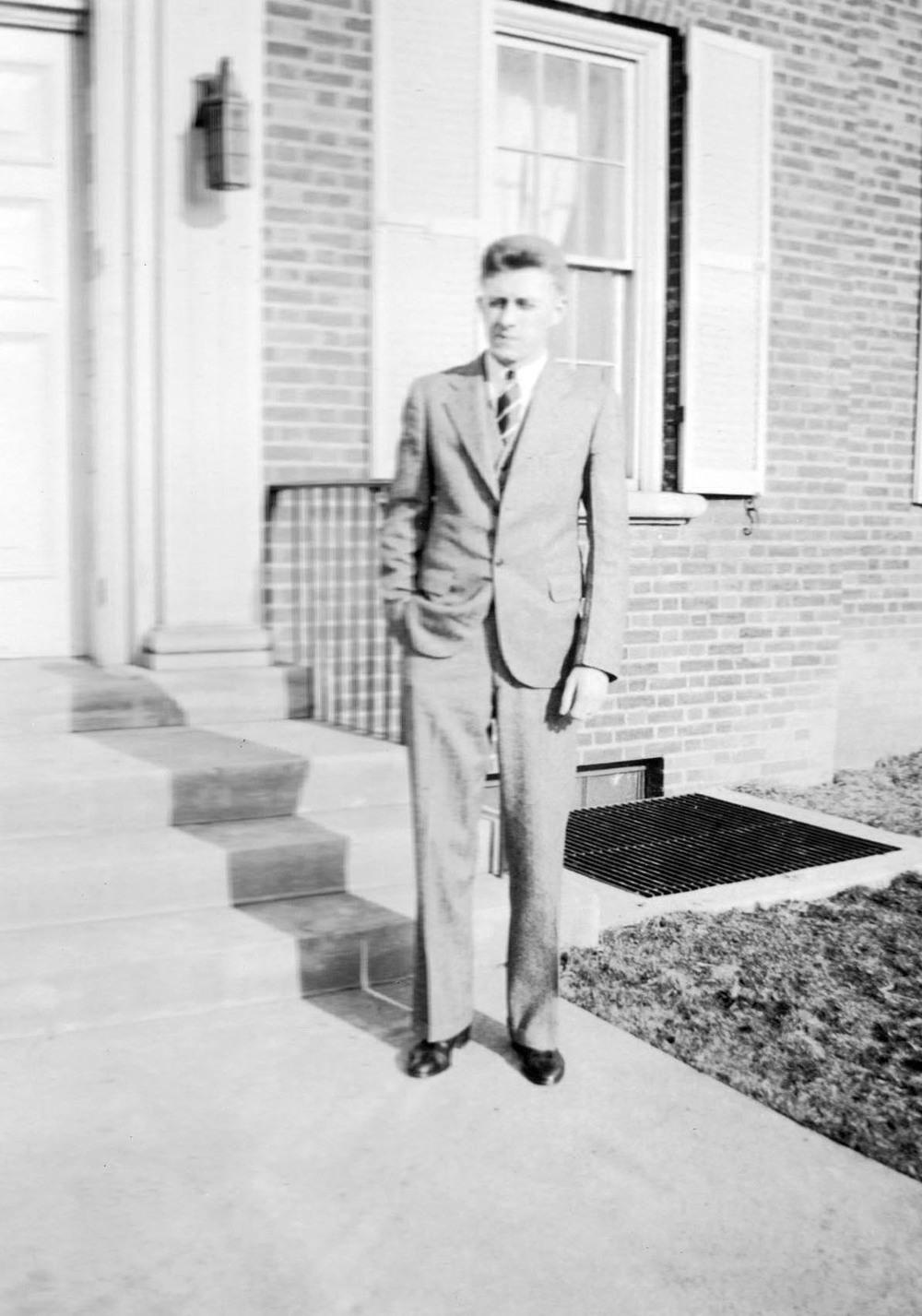 Robert T. Corley 1936