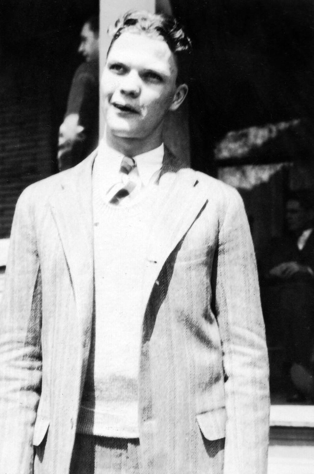 Devere B. Decker 1931