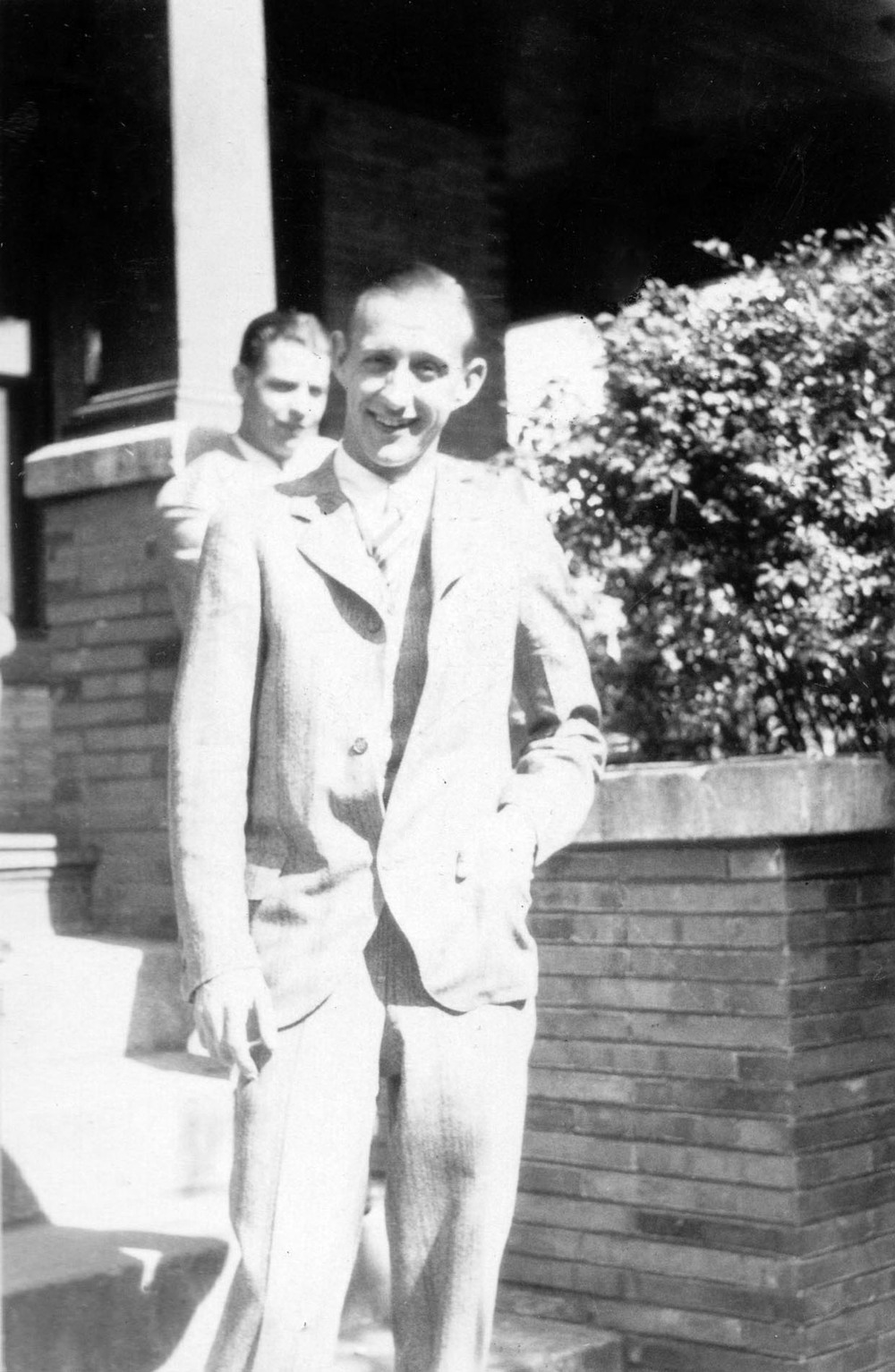 Earl R. Maize 1927