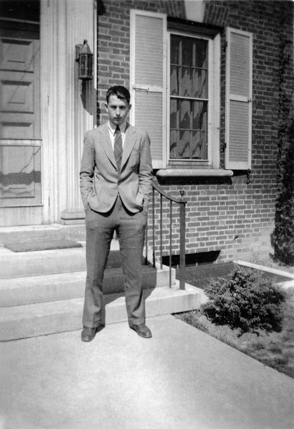 John A. Genther 1939 - Abington, PA
