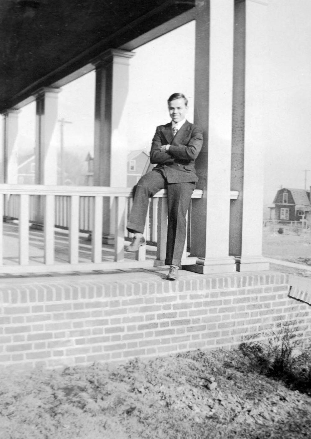 Warren H. Gift 1935