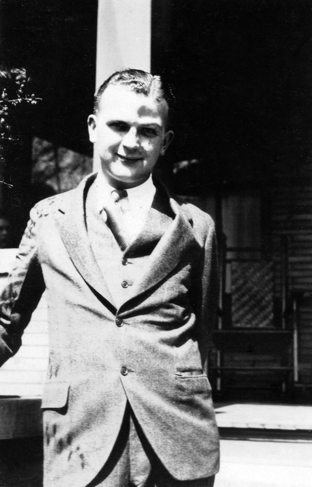 Robert L. Kerr Jr. 1929