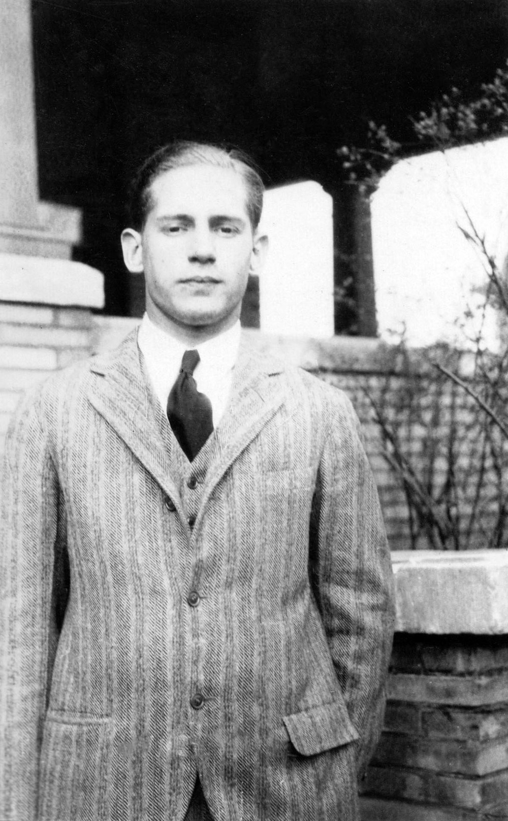 Roy S. Maize 1932