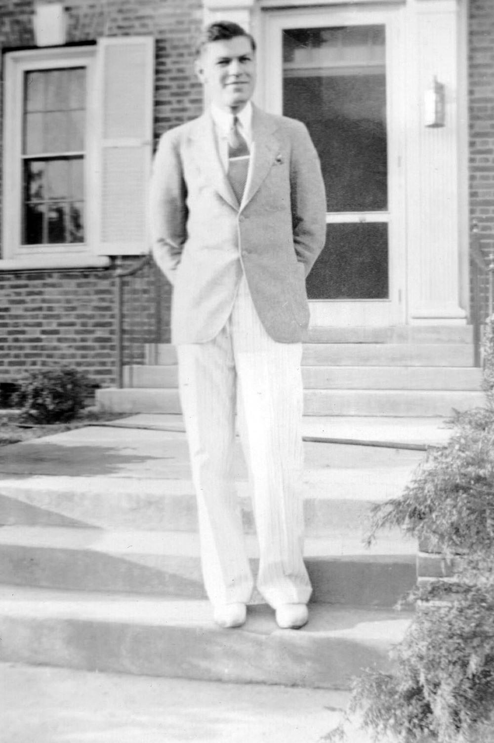 Louis W. Mattis 1935