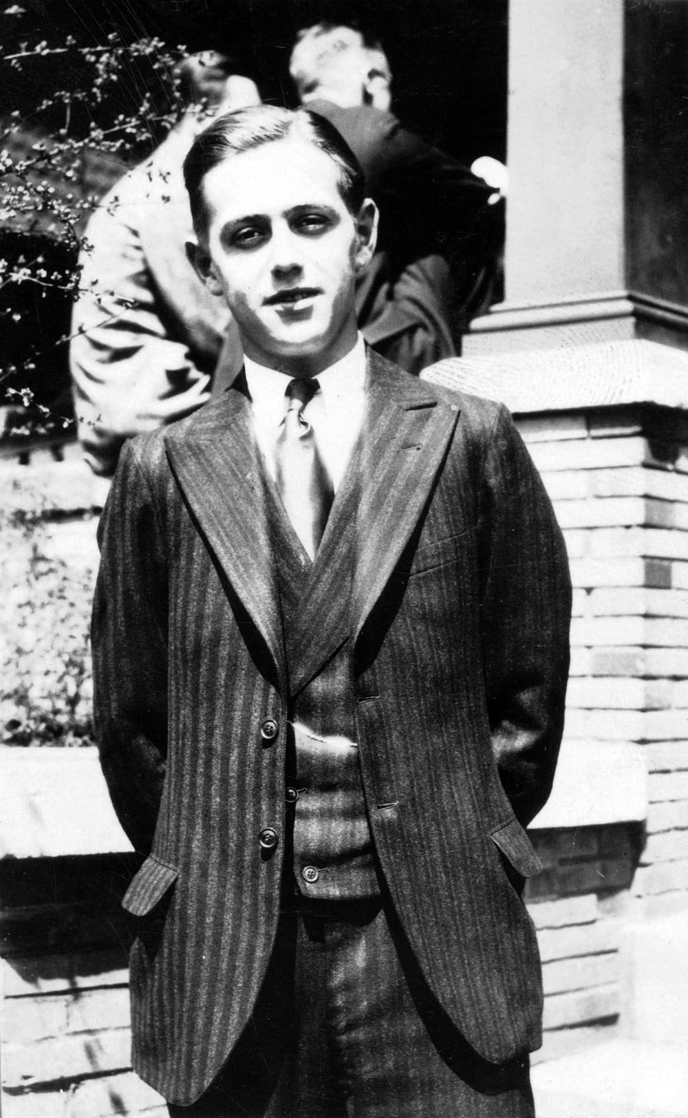 C. Edgar Newcomer 1932
