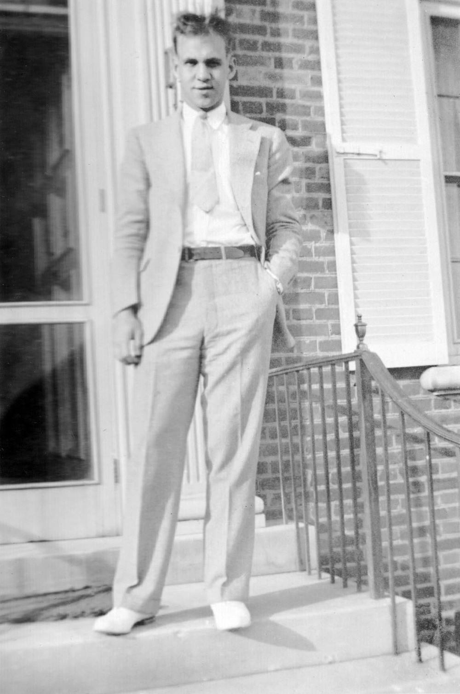 Harry P. Osgood 1934