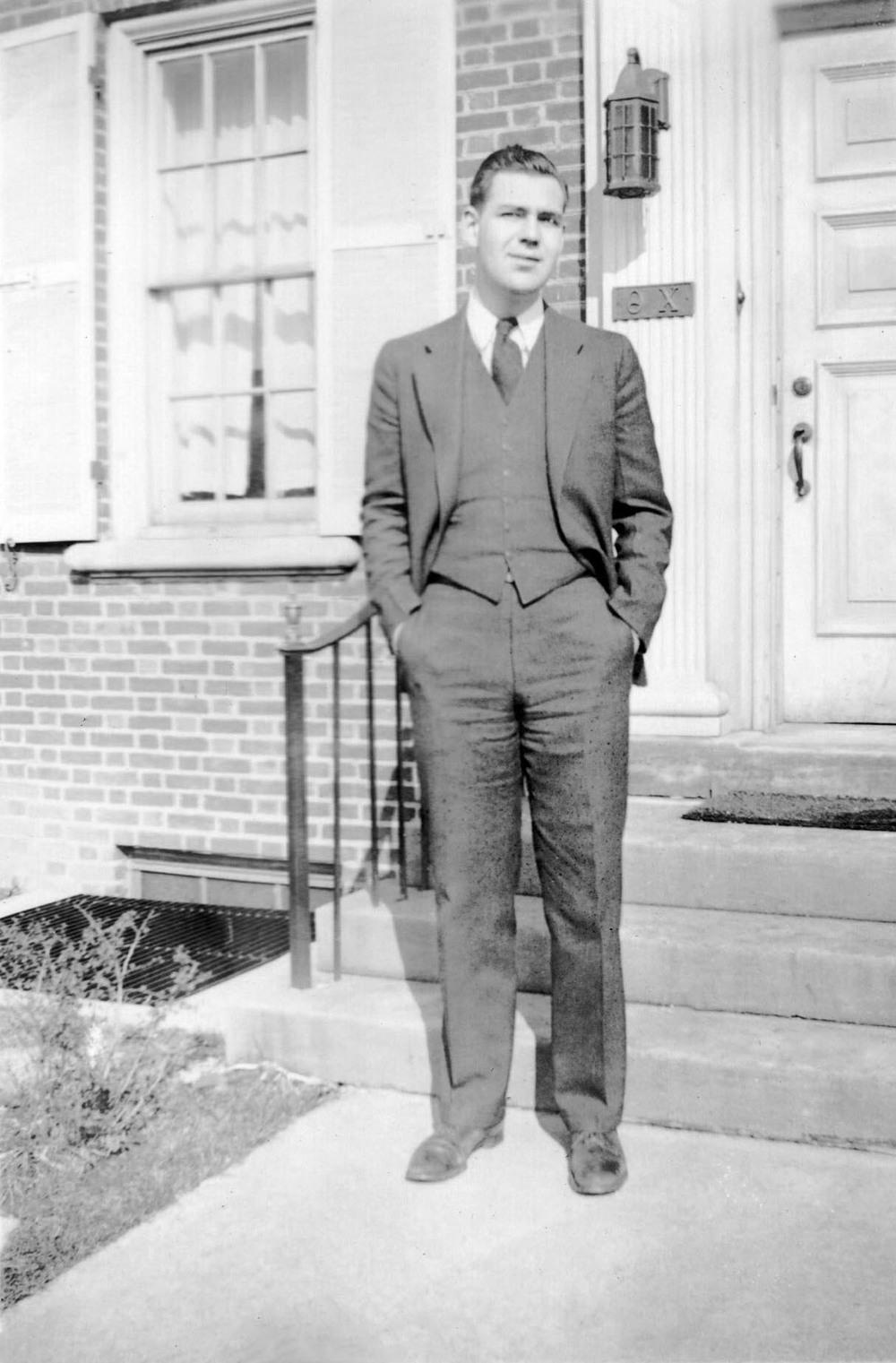 John Q. Rodgers 1933