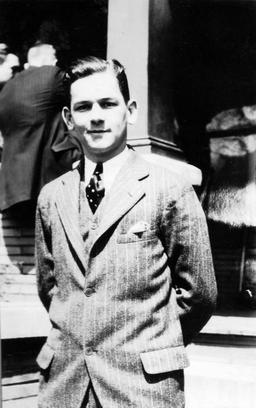 Charles P. Schwenk 1932