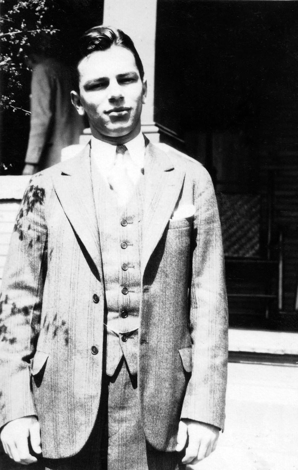 Samuel Sinclair 1932