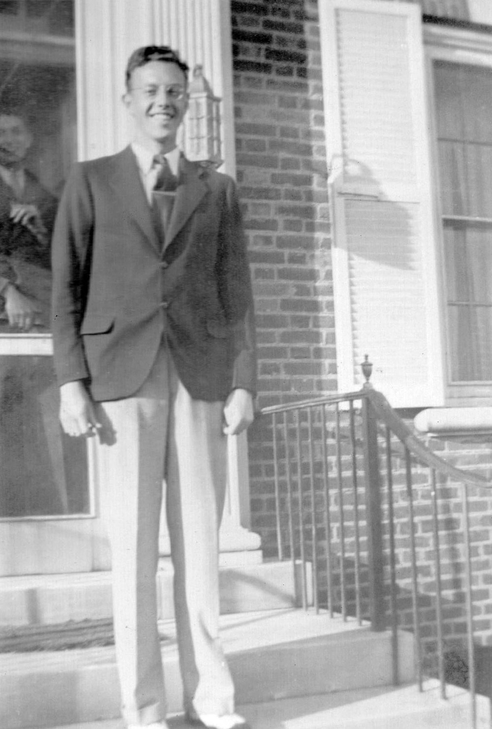 Benjamin L. Small Jr. 1934