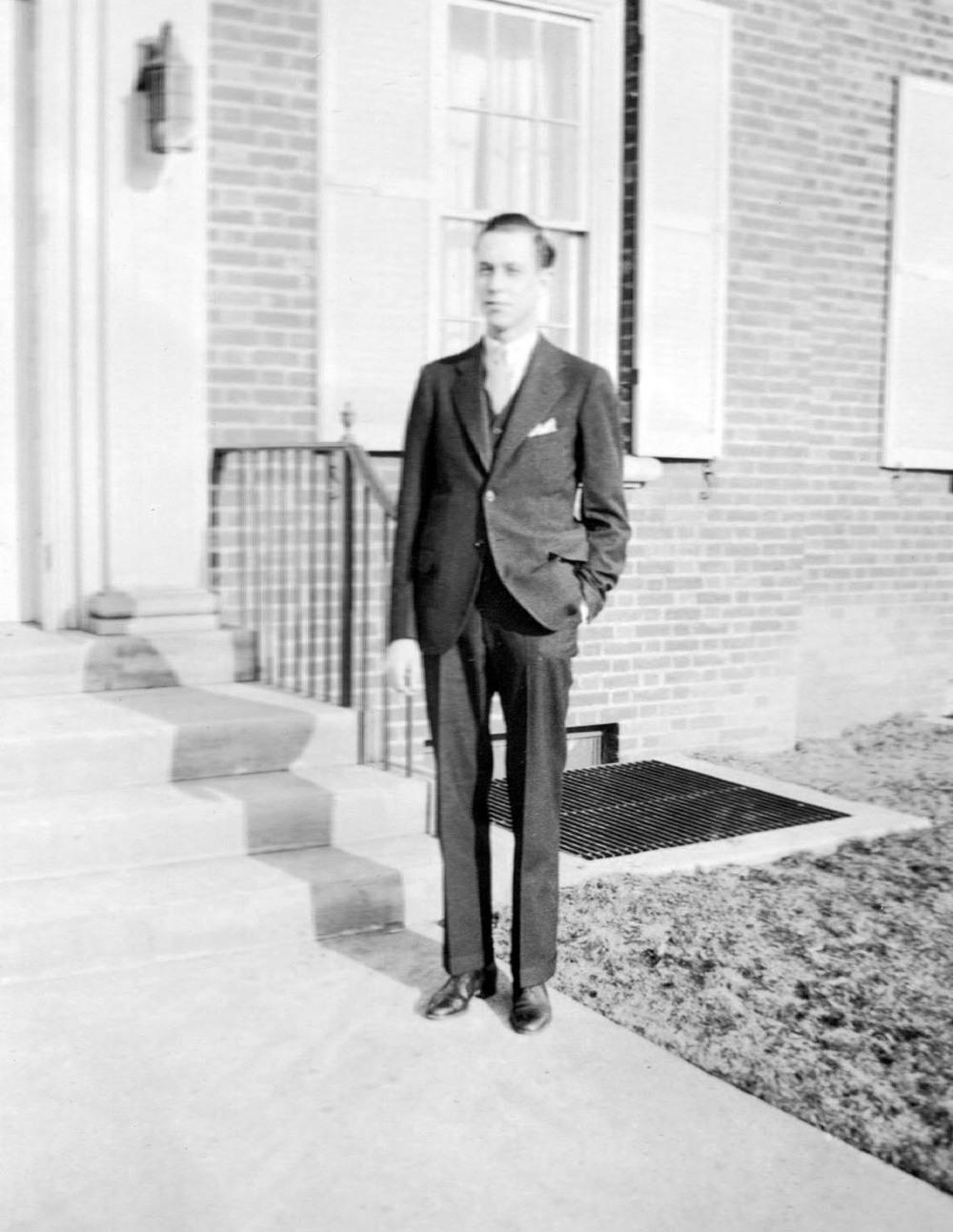 Thomas H. White 1936