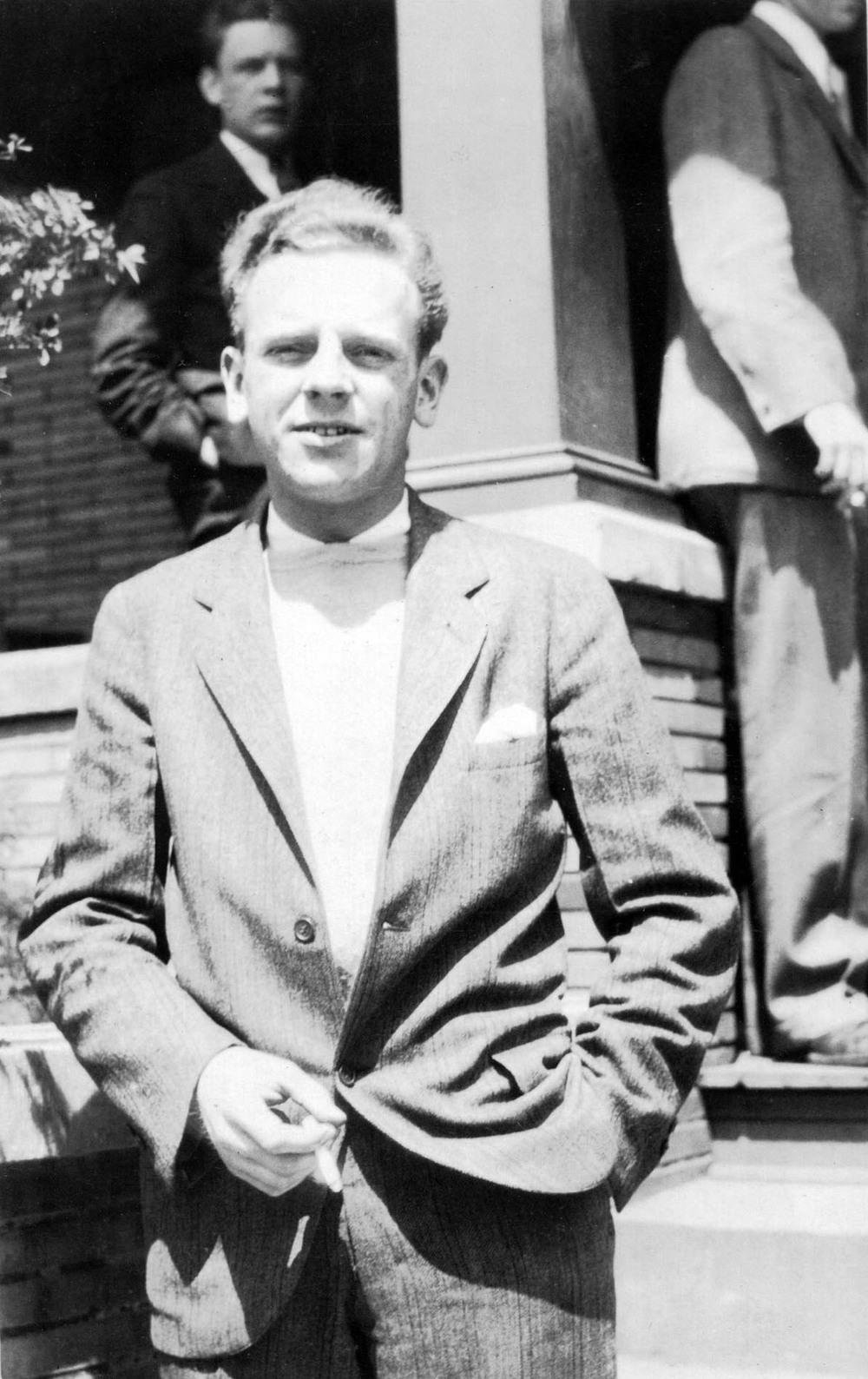 Forrest G. Thompson 1930