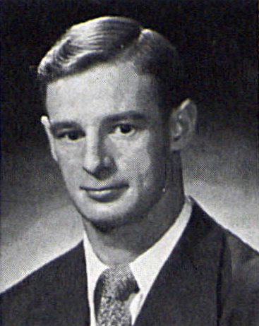 William K. Hanley '51 - LaVie Portrait