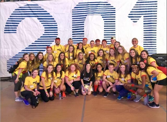 Click Here to Support THON