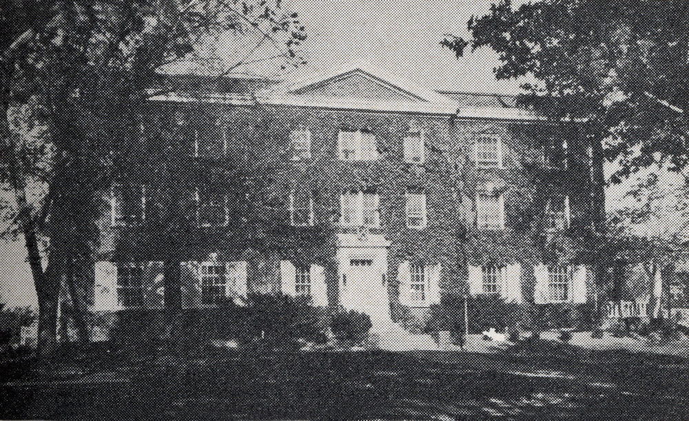The House in the 1950's