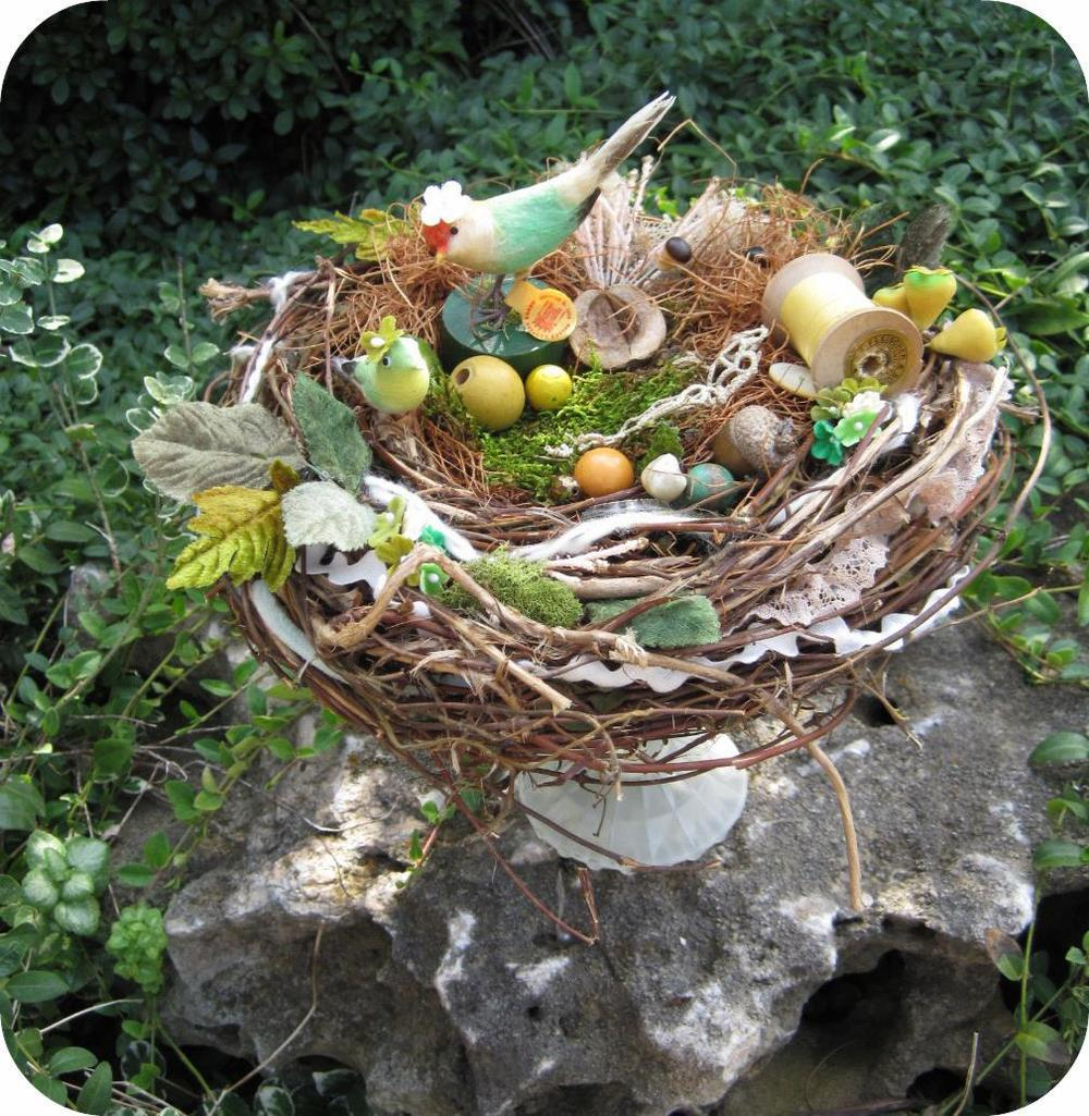 Woodland Nest Assemblage