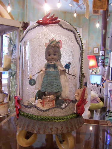 Parade Queen in a Bell Jar