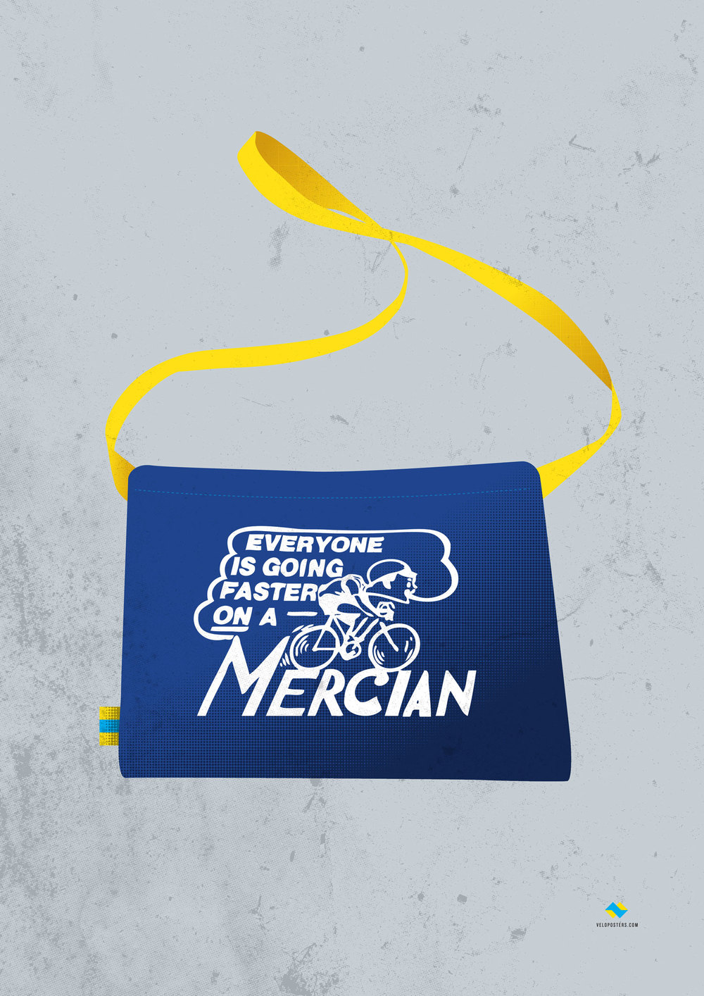 Musette - Mercian, our new Premium Poster in the shop now!