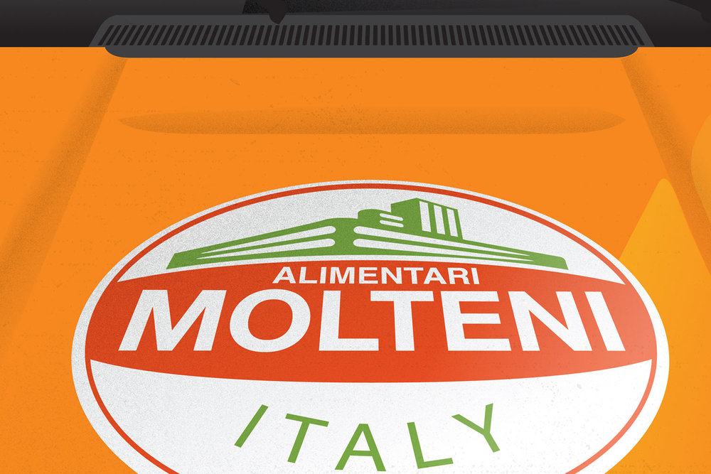 Molteni, Merckx, Volvo, 1970s, cycling awesomeness