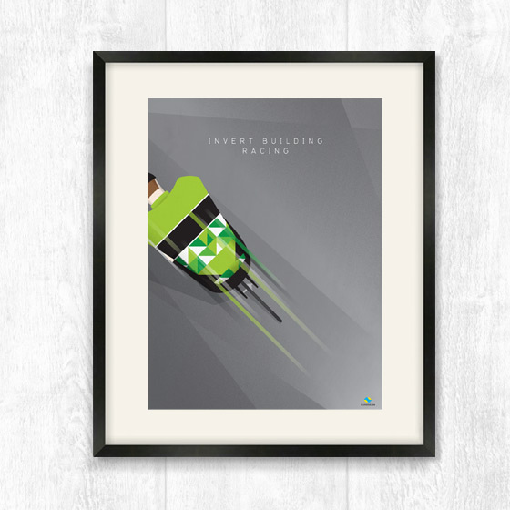 custom prints veloposters limited edition cycling posters