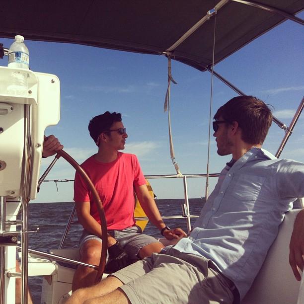 Boat boys @sadbumblebee #jaybee
