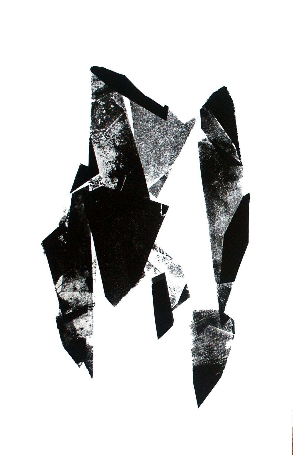 Black: Charcoal Walls