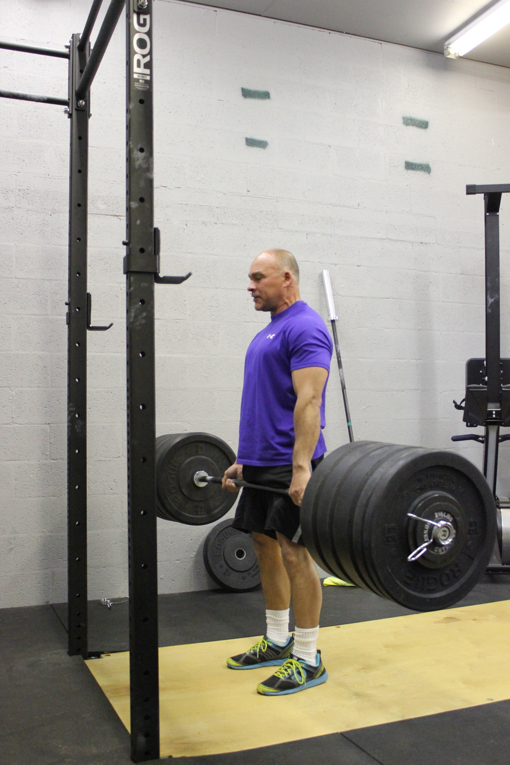 See Coons lift  See Coons PB with a 400 pound deadlift!