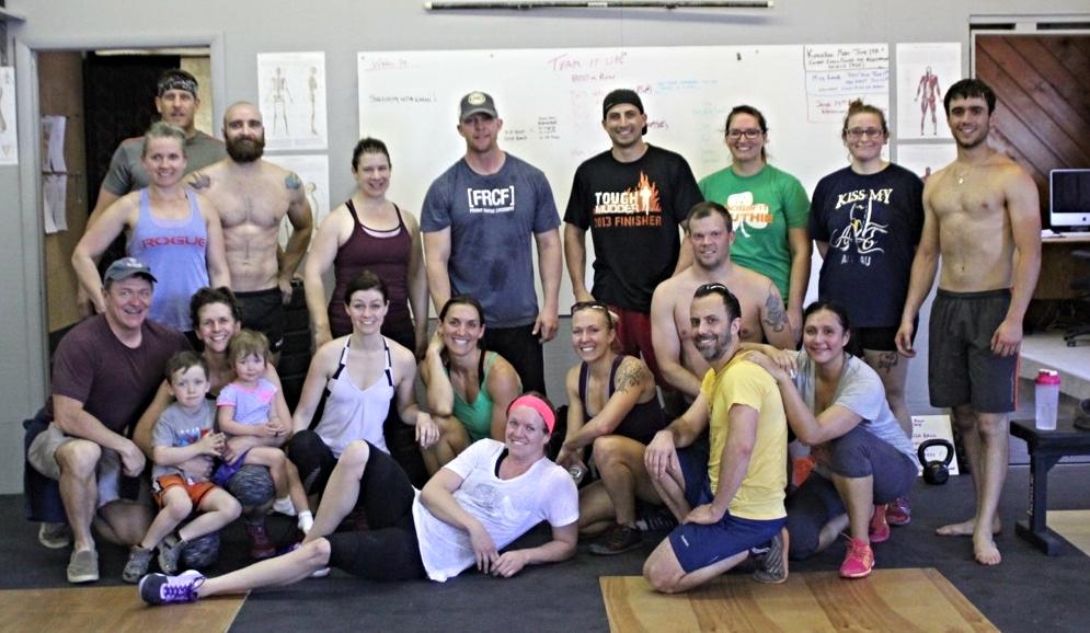 Team Workout!