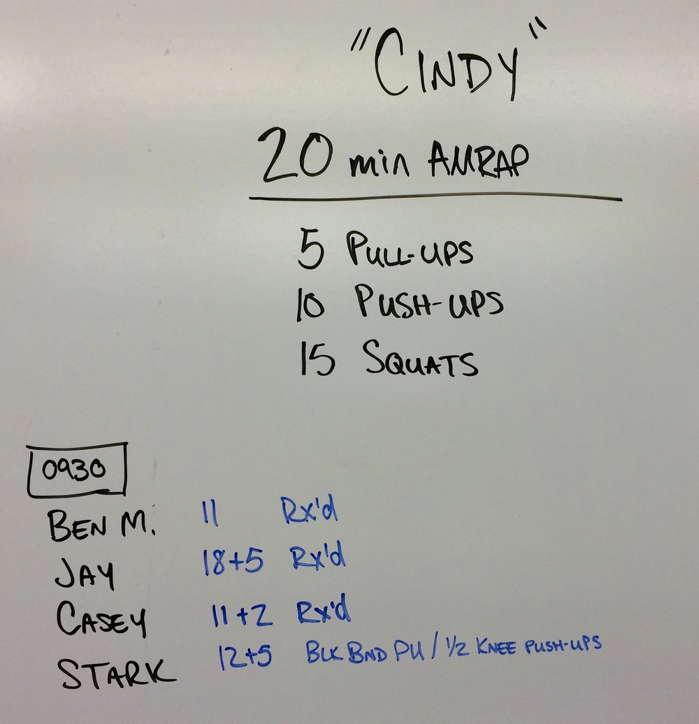 WOD Whiteboard: 11/1/2014