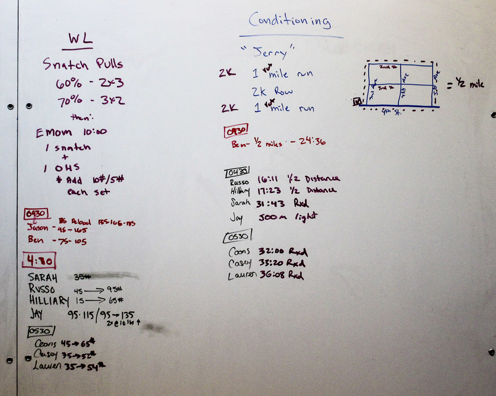WOD Whiteboard: 12/10/2014