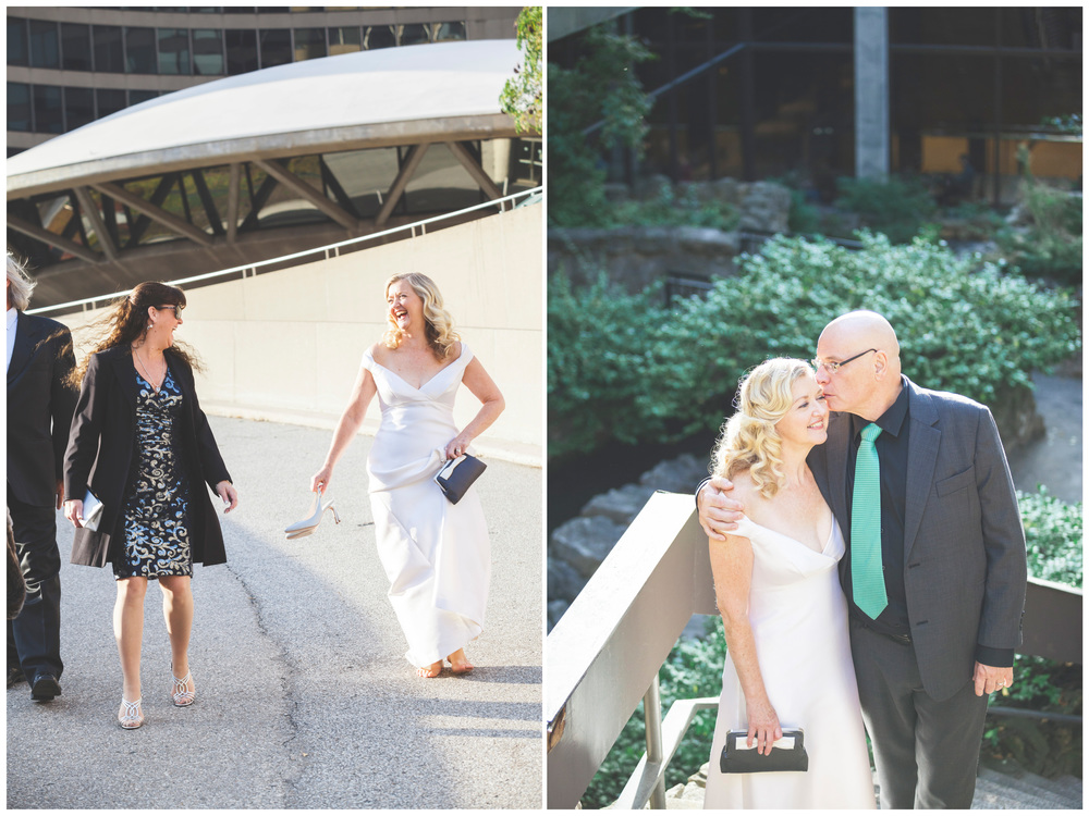 Wedding Ceremony at Toronto City Hall