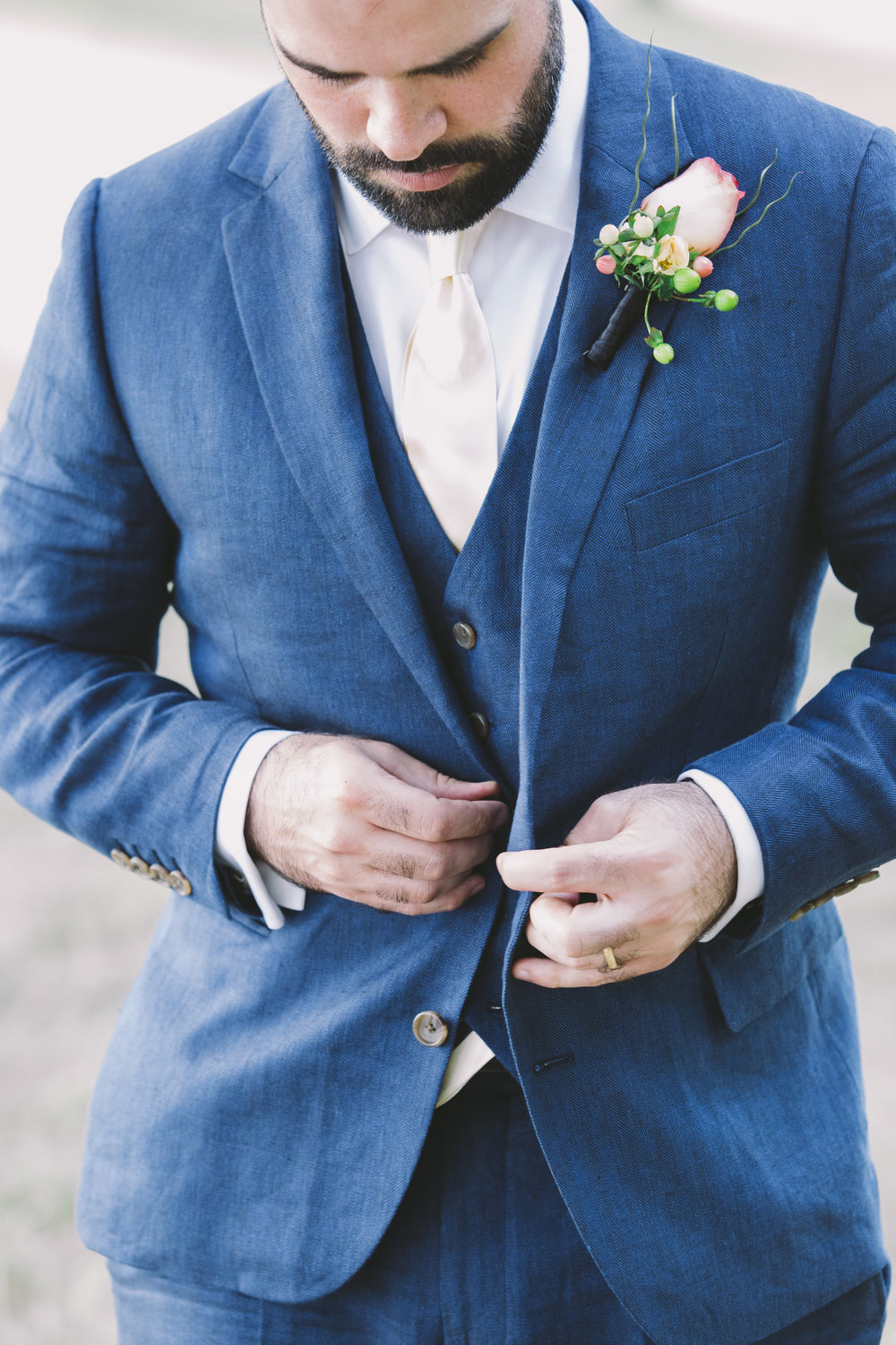 Groom Portrait at the Toronto Argonaut Rowing Club