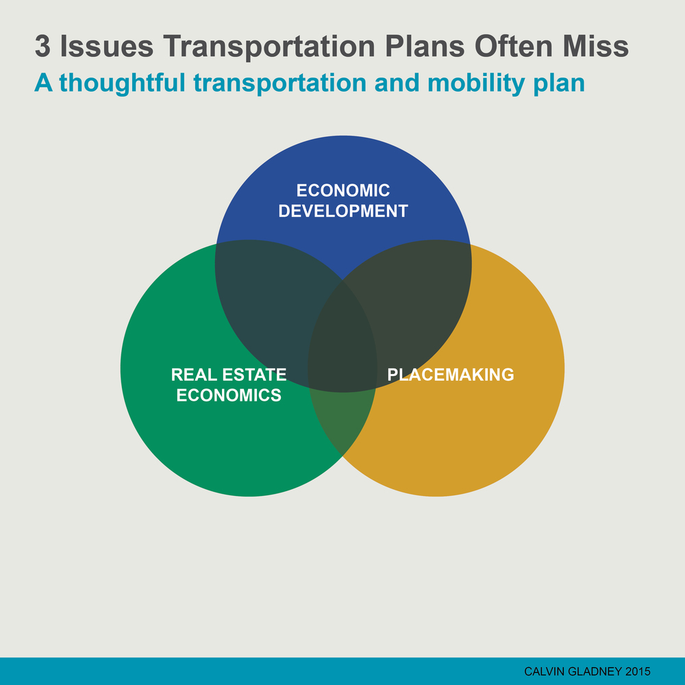 3 Issues Transportation Plans Often Miss