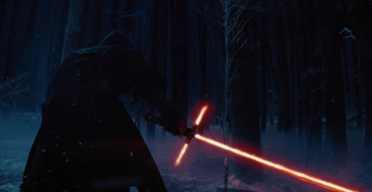 The Force Awakens (Episode VII) comes out December 18th, 2015 baby!!
