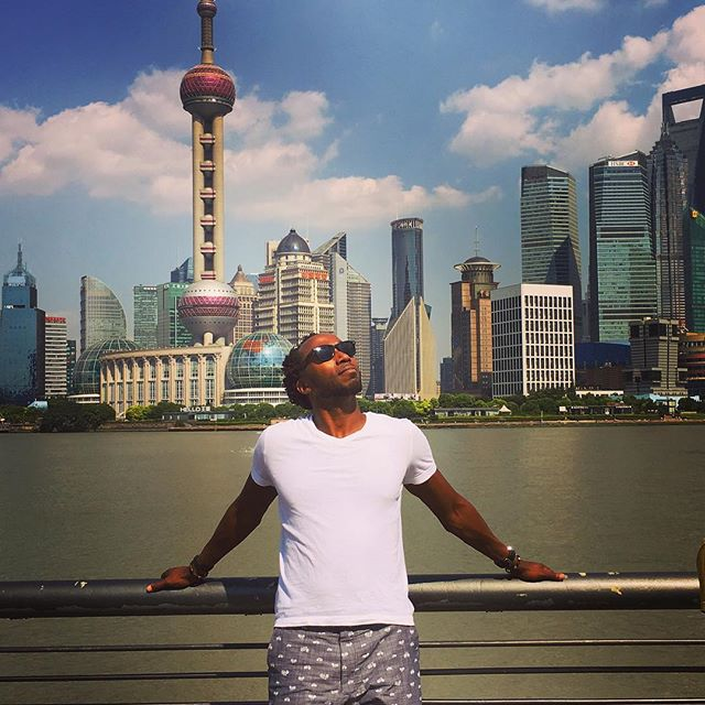 Take a break. #throwback to that time in #shanghai. #entrepreneurmindset 💡#realestate 🏣 #letsgo 👊🏾